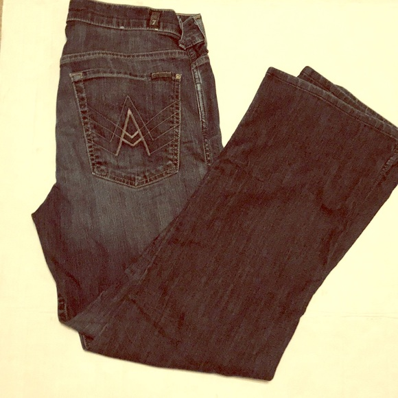 7 For All Mankind Other - 7 for all mankind jeans men's sz 33 designer jeans